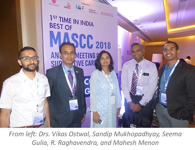 Best of MASCC - India