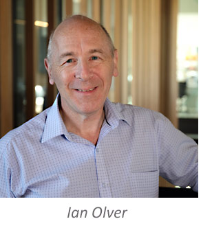 Ian Olver